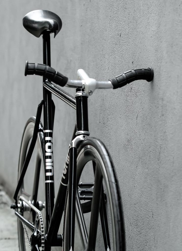 Henri's ronin bicycle / Brooklyn