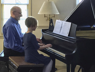 Piano Party | by Susan Sharpless Smith