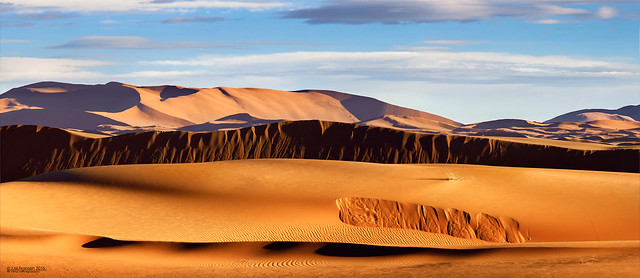 Dune du sable 5.