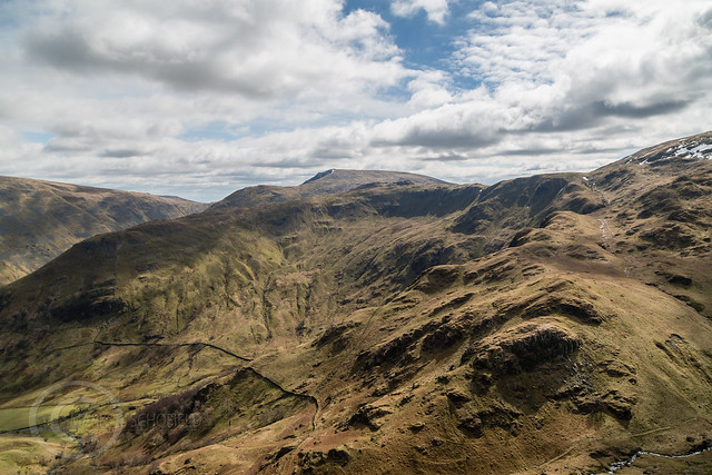 Lake District April 2015 123 - Red Screes on the skyline