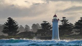 Griffiths Island Lighthouse | by blachswan