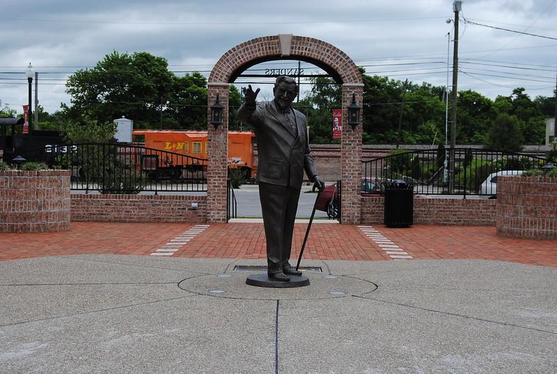 Sanders Park, Corbin, Kentucky