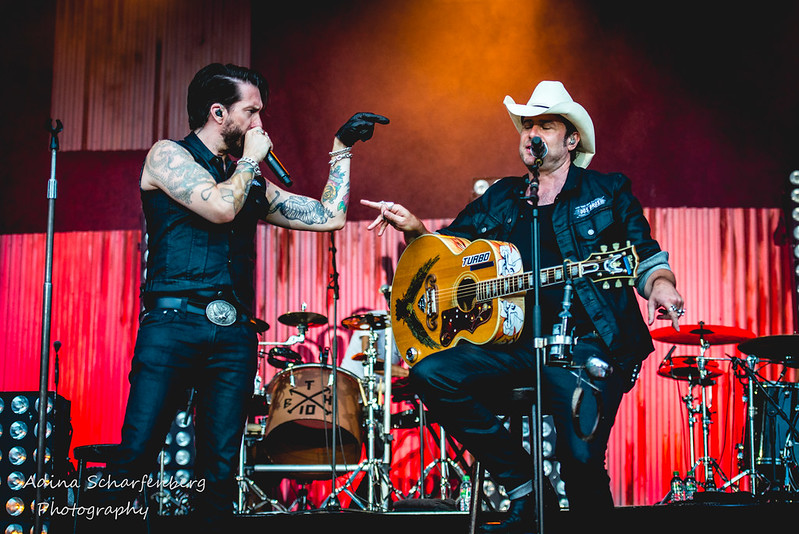 The BossHoss 2016 (Zitadelle Spandau, Berlin)