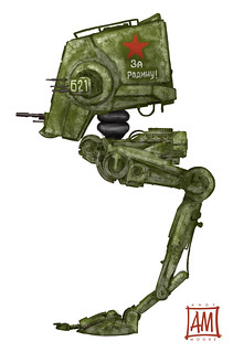 AT-ST camo scheme | by Andy R Moore