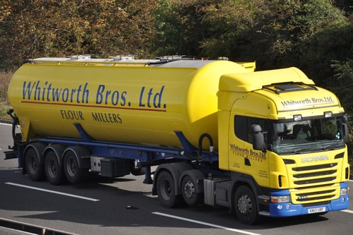 Truck Photos New Flour truck selection including Whitworth Bros /& Heygates