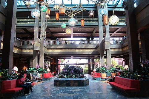 The Poly lobby | by The Tiki Chick