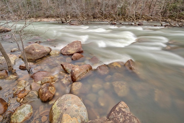 East Fork Obey River, Fentress County,Tennessee 2