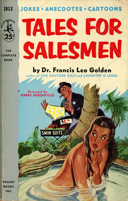 Pocket Books 1013 - Francis Leo Golden - Tales for Salesmen