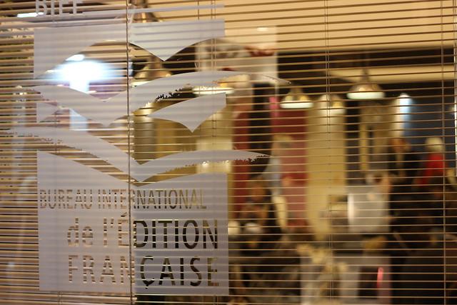 Bureau international de l'édition française (BIEF) - Salon du Livre de Paris 2015
