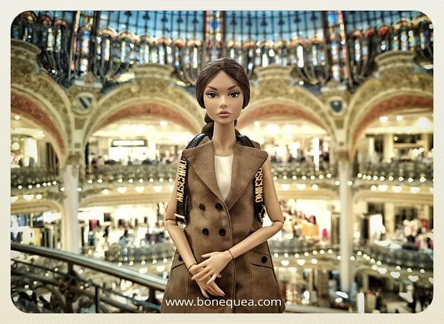 París,  Poppy Parker & Instagram