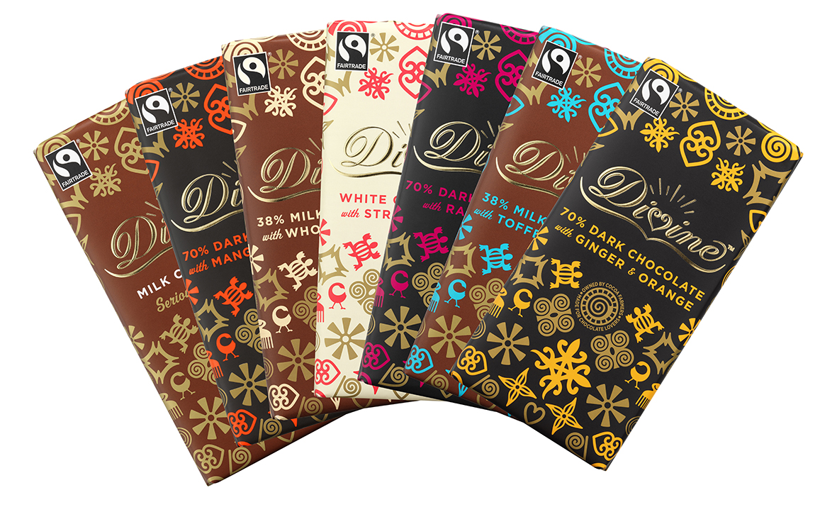 10. Buy Fairtrade chocolate