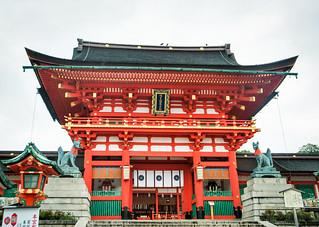 Fushimi Inari 005 | by couplemeetsworld