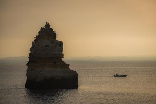 mar oceano ocean sea barca sunrise luz