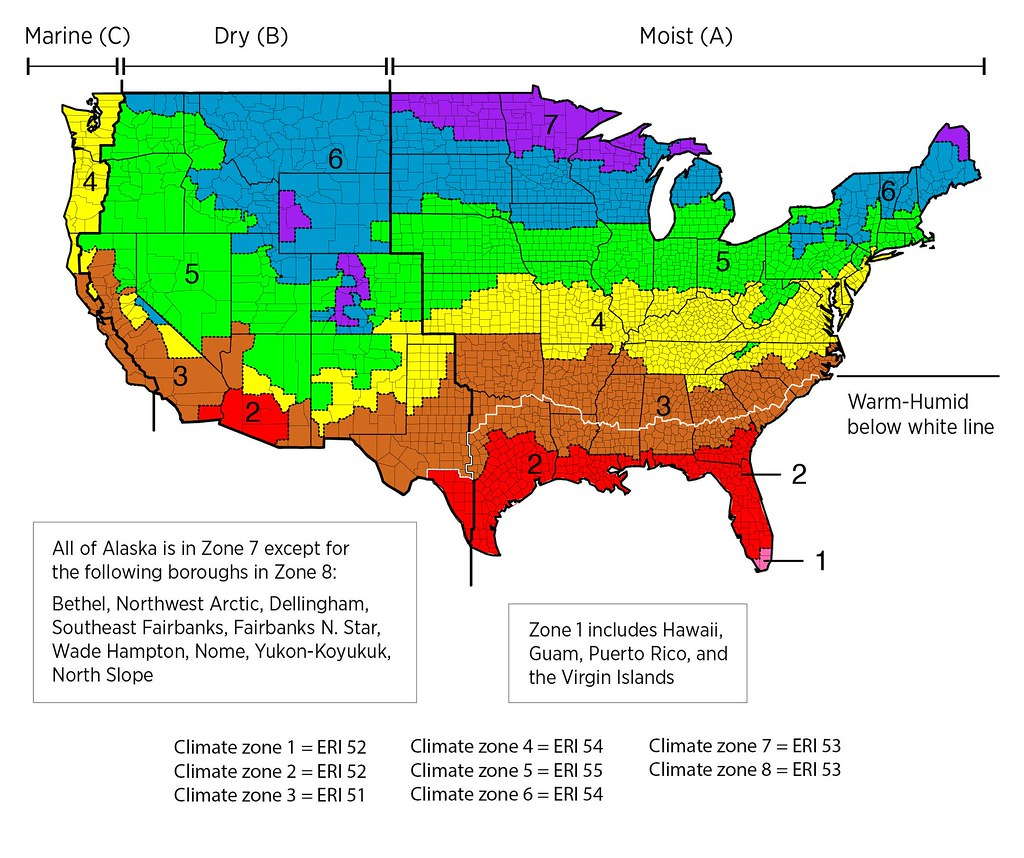 Define Climate Map on