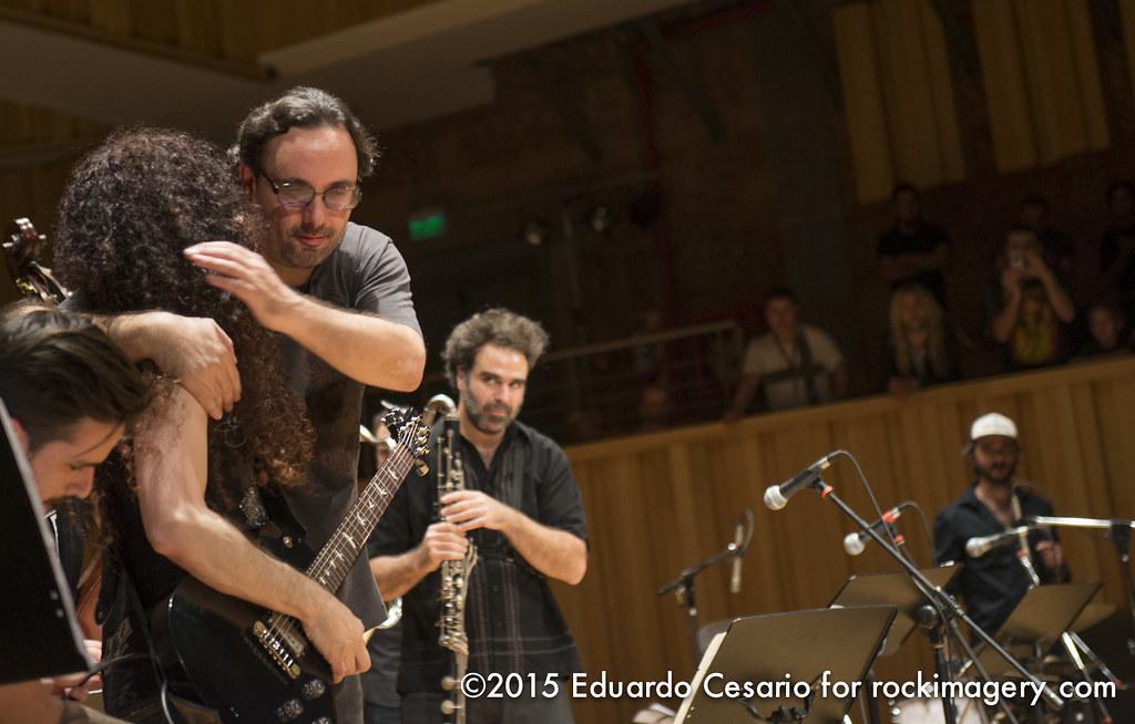 Escalandrum + Marty Friedman
