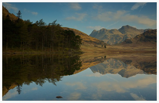 Langdale Reflections