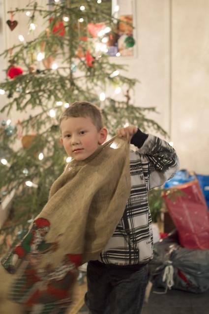 Otto at Christmas