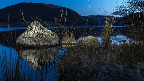 longexposure lightpainting landscape scotland scottishborders stmarysloch canon700d