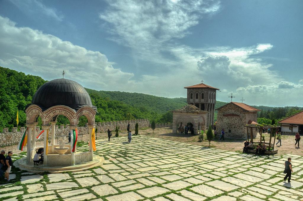 Giginski Manastir Chernogorski Manastir Sv Sv Kozma I D Flickr