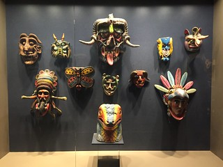 Anthropology Museum | by neverbutterfly