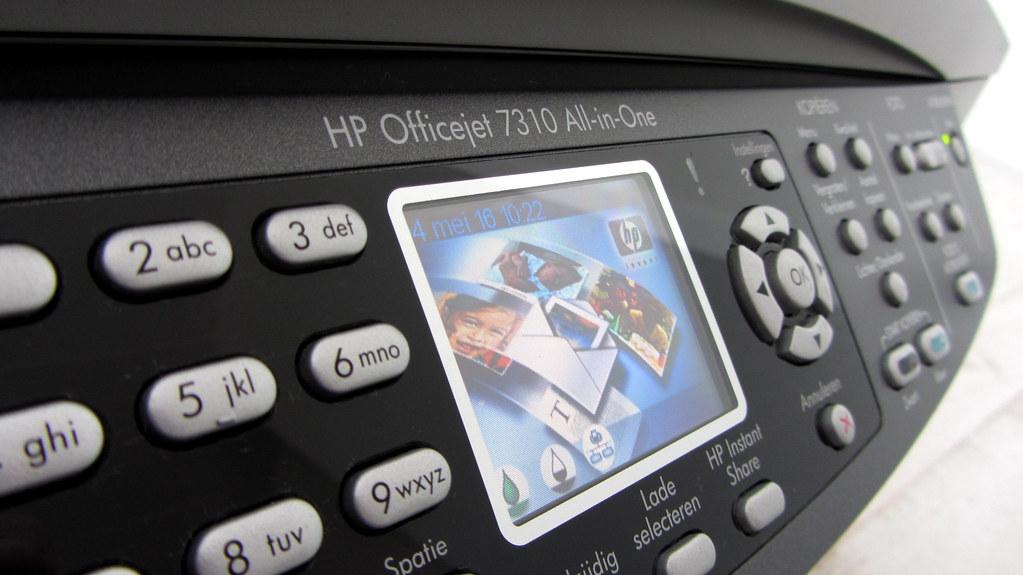 HP 7310 printer