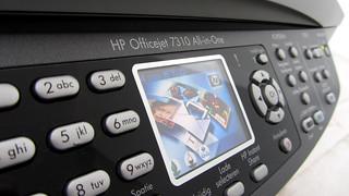 HP 7310 printer | by Christiaan Colen