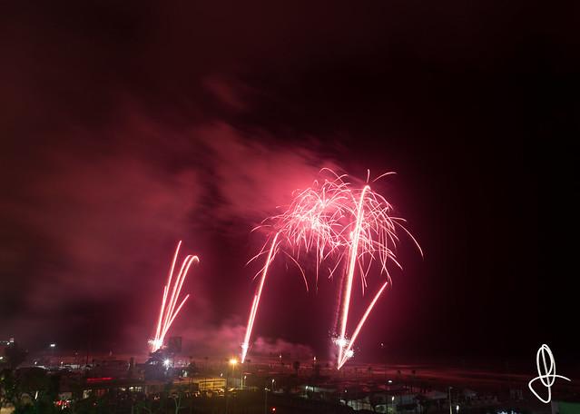 Riccione Fireworks Festival 2016 -3-