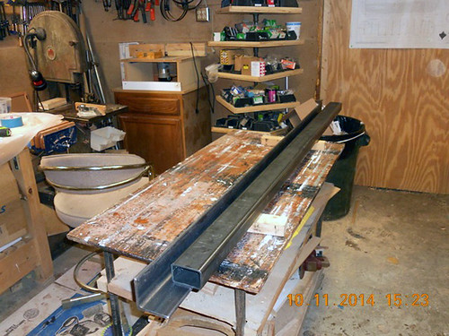 Hank Kennedy table saw project - diy guide rails 09   by VerySuperCool TOOLS
