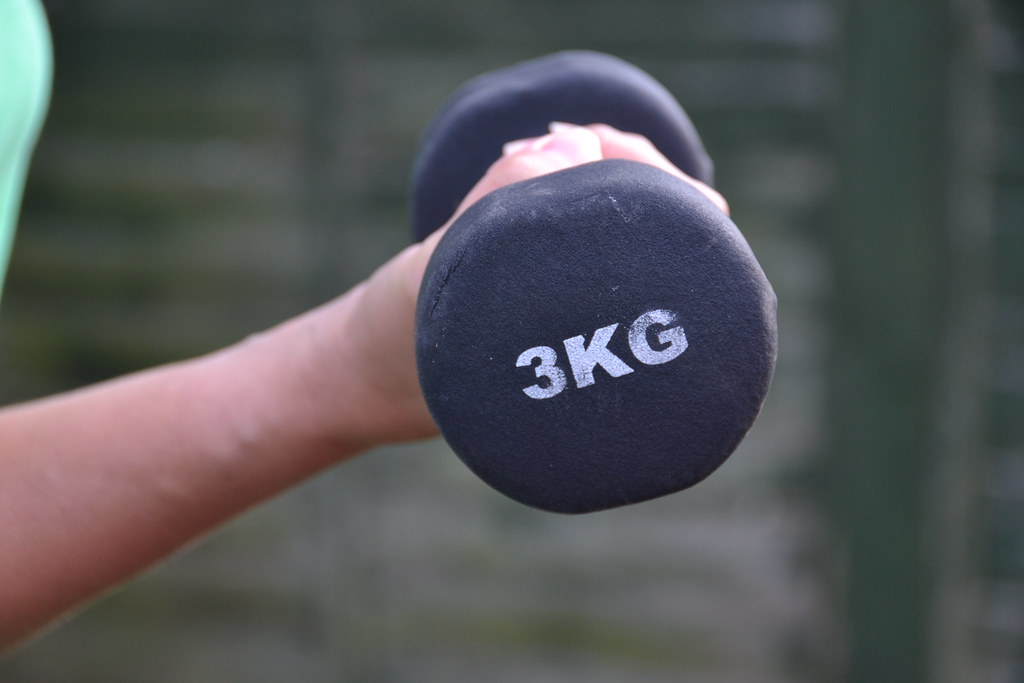 Fitness Equipment Weights 3kg