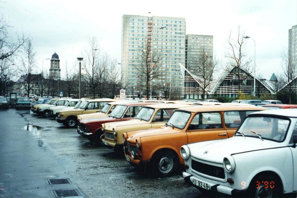 Berlin in 1990