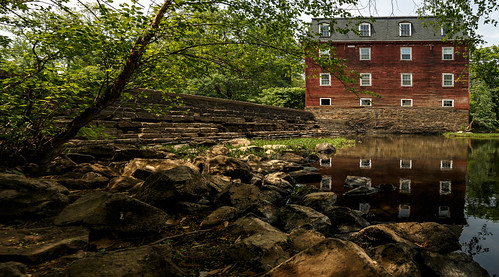 architecture landscape drcanal nj wideangle kingston millhouse millstoneriver delawareandraritancanal rokinon14mm