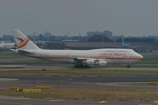 Surinam Airways, PZ-TCM, Boeing 747-300 | by nxgphotos