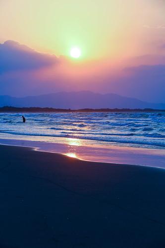 travel summer beach pangasinan lingayen