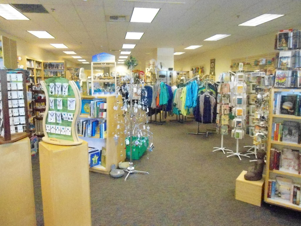 New relocated East West Metaphysical Bookstore in North Se