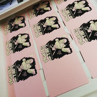 Printing the Pickles and Taft minis for #TCAF! | by Jerzy Drozd