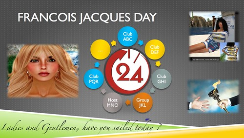2015 The FRANCOIS JACQUES DAY
