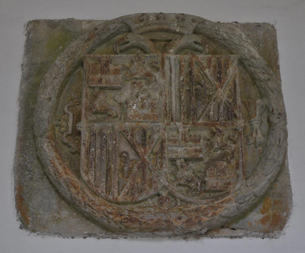 Samos Lugo Monasterio De San Julian Claustro Pequeno Flickr
