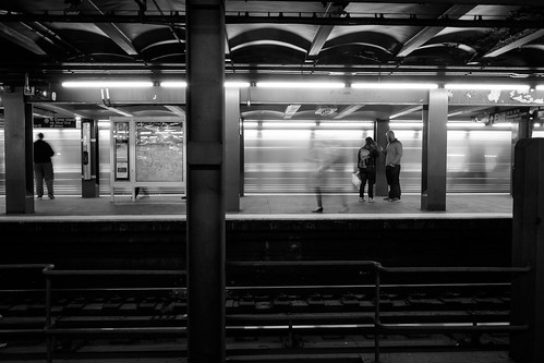 Subway | by James R. Patterson
