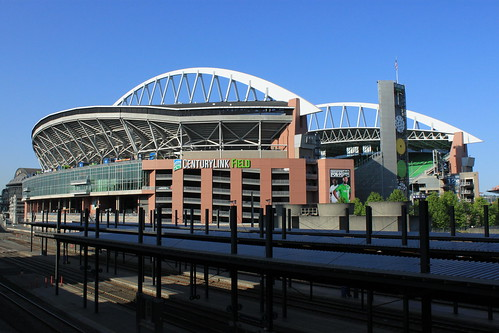 CenturyLink Field from 4th & Weller | by SounderBruce