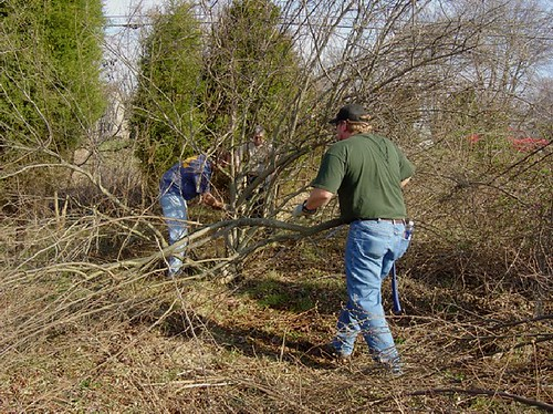 2007 Spring Service Project 01 | by troop850