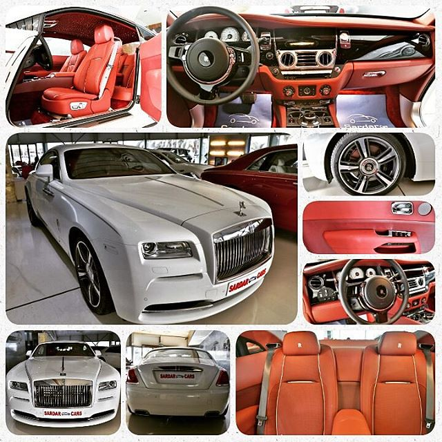 White Rolls Royce Wraith 2016: The 2016 Rolls-Royce Wraith Deftly Blends Modern Technolog