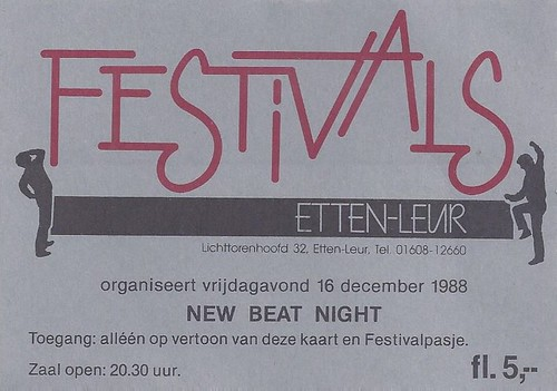 Festivals Newbeatnight