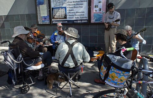 Old Timer's String Band