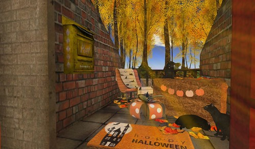 Chez Moi Spooky Hunt Gifts | by Hidden Gems in Second Life (Interior Designer)