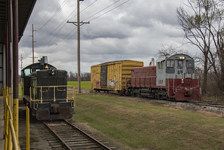 The New West Michigan Railroad | by conrail6809