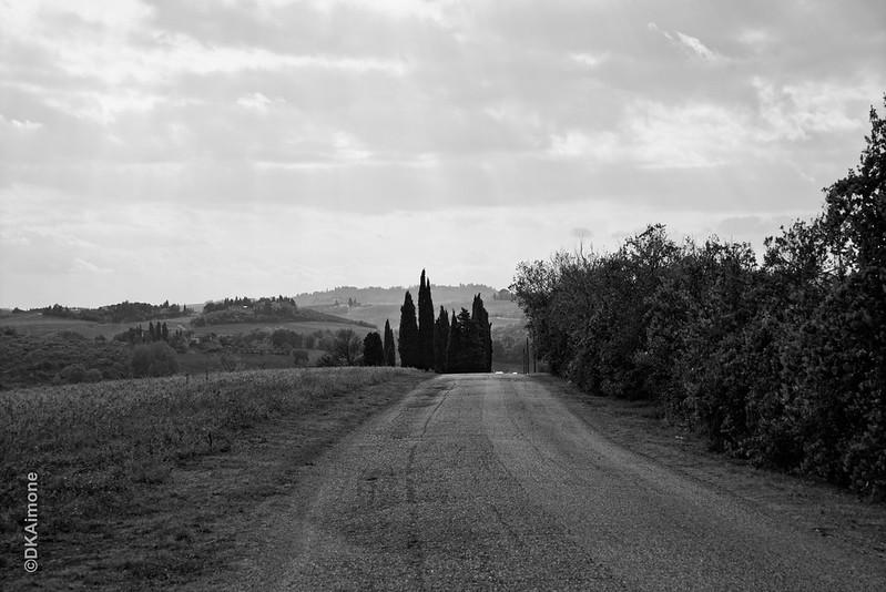 Tuscan Back Road (Alternate Edit)