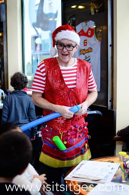 Benvinguda a Santa Claus de l'Sports Bar