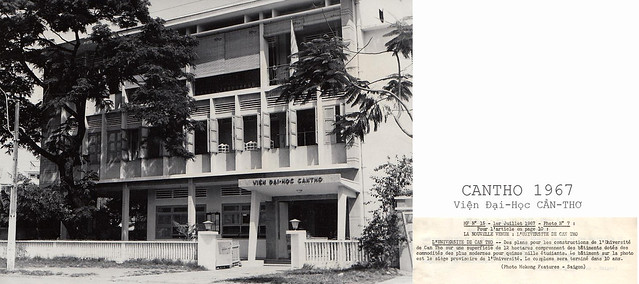 CAN THO 1967 - Can Tho University