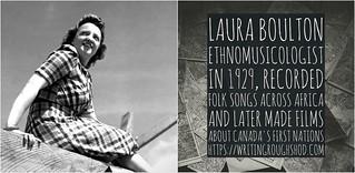 LAURA BOULTON #100travelHERS | by sandrakaybee