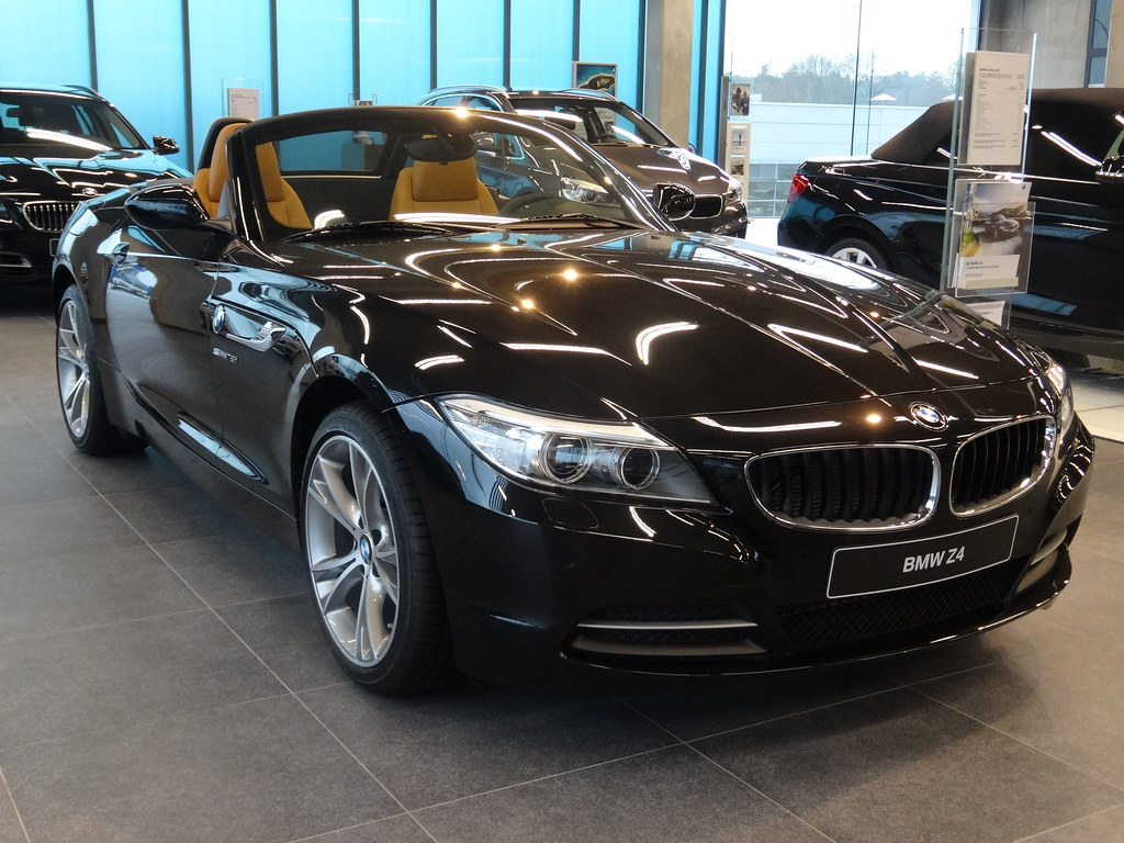 2015 Bmw Z4 The Second Generation Bmw Z4 Was Introduced In Flickr